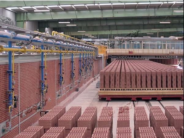 哈萨克斯坦年产3000万天然气粘土烧结砖乐动体育官网网址