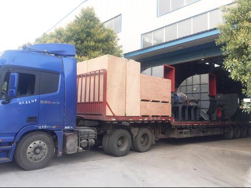 哈萨克斯坦项目已顺利发货